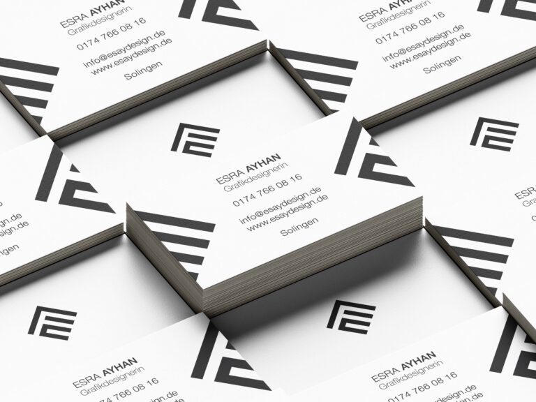 Business Card Grid Mockup Vol.3 by Anthony Boyd Graphics